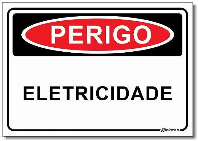 Perigo - Eletricidade