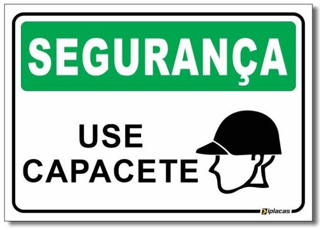 Segurança - Use Capacete