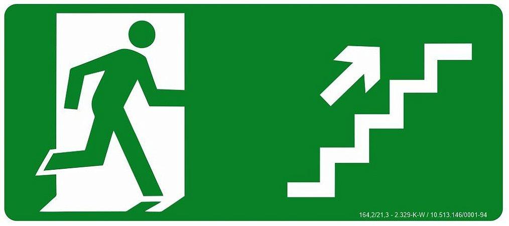 Rota de Fuga - Sobe Escada a Direita