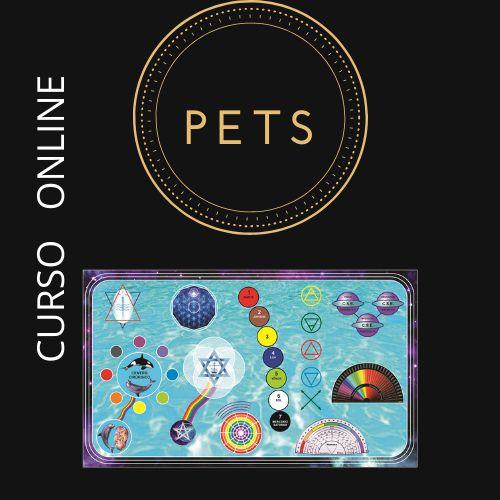 Curso Mesa Quântica Estelar Pets - Online