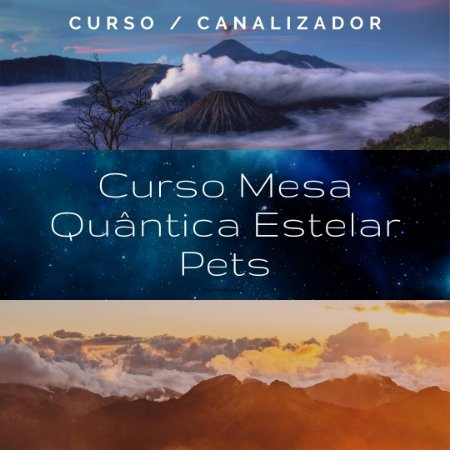 Curso Mesa Quântica Estelar Pets - Online - ( Grf )