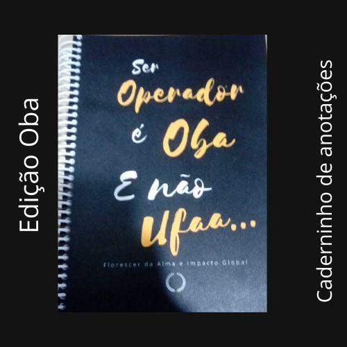 Caderno de anotações MQE - ( Grf )