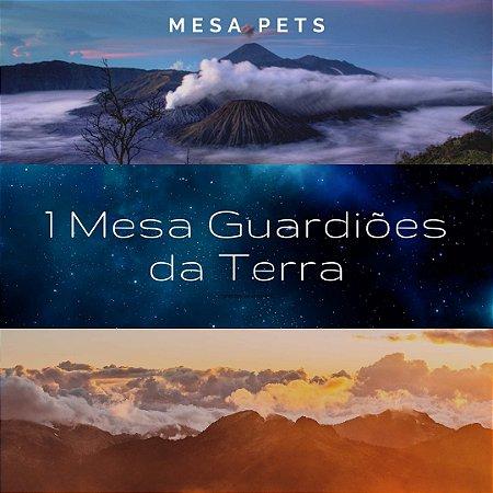 1 Mesa Guardiões da Terra - ( Grf )