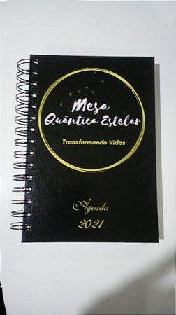 Agenda MQE 2021 - Preto - ( Grf )