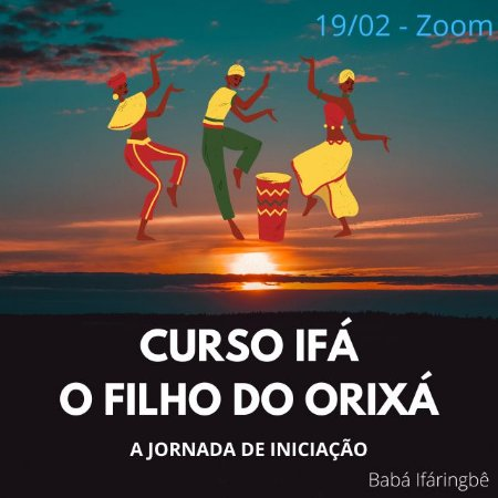 Curso Ifá / Orixá