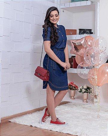 Vestido Jeans Olívia