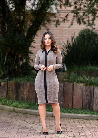 Vestido Suellen