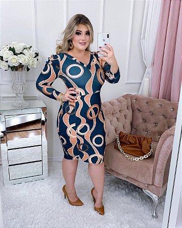 Vestido Caroline