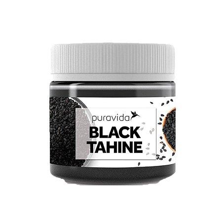 TAHINE BLACK PURA VIDA 350G