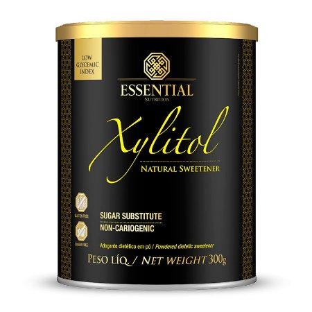 XYLITOL ESSENTIAL NUTRITION LATA 300G