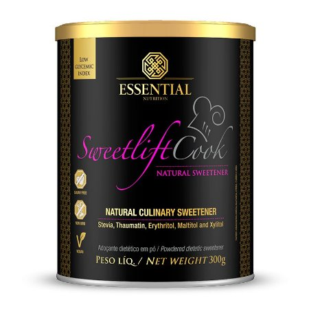SWEET LIFT ESSENTIAL NUTRITION COOK LATA 300G