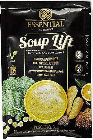 SOUP LIFT ESSENTIAL NUTRI BATATA BAROA E COUVE 31G