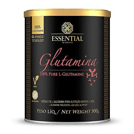 GLUTAMINA ESSENTIAL NUTRITION LATA 300G