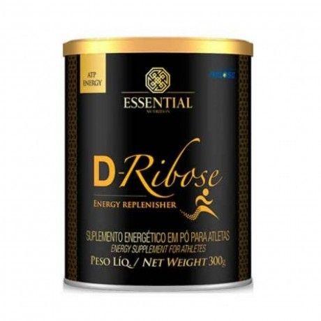D RIBOSE ESSENTIAL NUTRITION LATA 300G