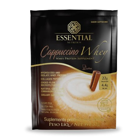 CAPPUCCINO ESSENTIAL NUTRITION WHEY 32G