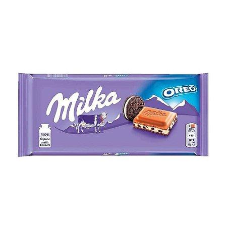 CHOCOLATE OREO MILKA 100G