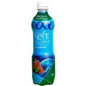 KEFIR ACAI E BERRIES BIOLOGICUS 500ML