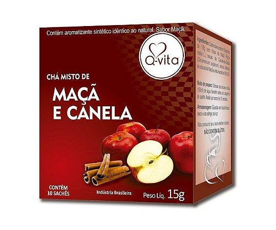 SACHE MISTO MACA E CANELA QVITA 15G
