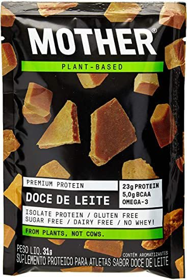 SPORT MOTHER PROTEIN DOCE DE LEITE 31G