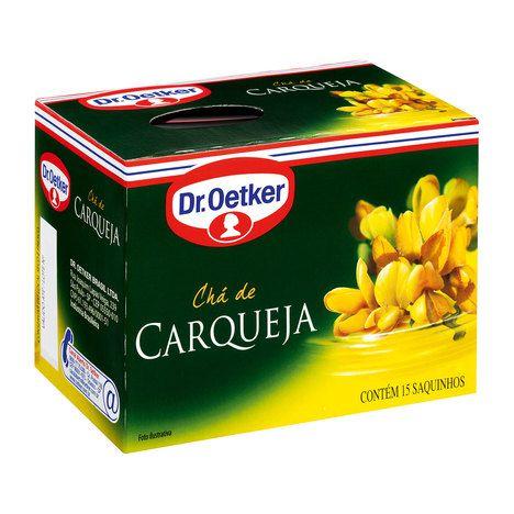 CHA DE CARQUEJA DR OETKER 15G