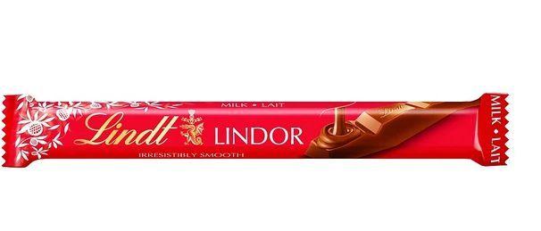 CHOCOLATE MILK LINDOR STICK 38G LINDT