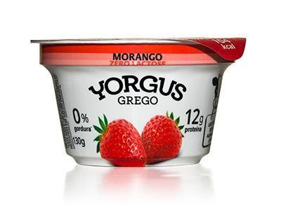IOGURTE INT MORANGO YORGUS 100G
