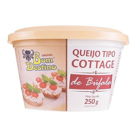 QJ TIPO COTTAGE DE BUFALA BOM DESTINO 250G
