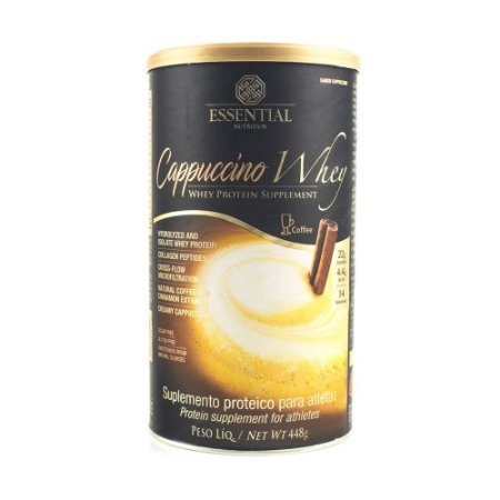 CAPPUCCINO WHEY CX ESSENTIAL NUTRITION 448G