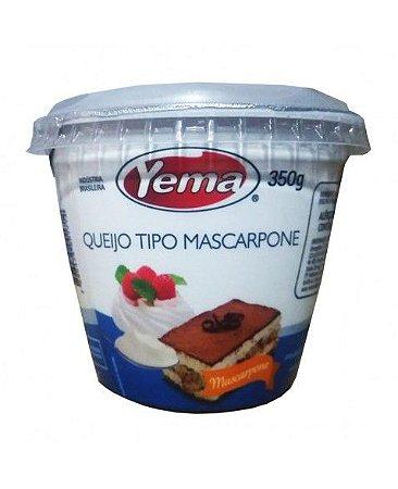 QUEIJO TIPO MASCARPONE YEMA 350G