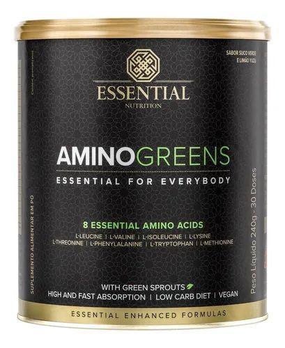 AMINO GREENS ESSENTIAL 240G