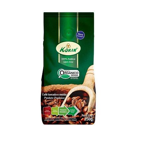 CAFE KORIN RESERVA ESPECIAL ARABICA 250G