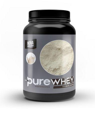 Whey Protein Isolado Neutro Pure 1kg