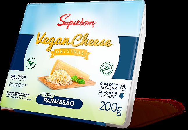 Vegan Cheese Parmesão Superbom 200g