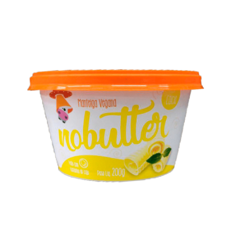 Manteiga vegana nobutter nomoo 200g