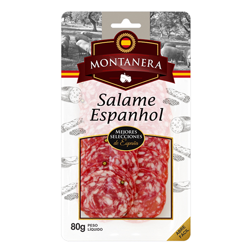 Salame italinao Montanera 80g
