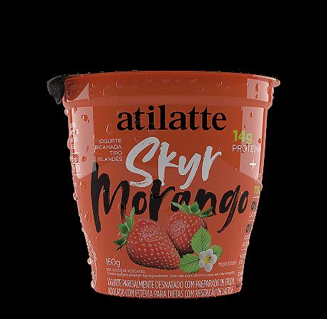 Iogurte Skyr Morango Atilatte 160g