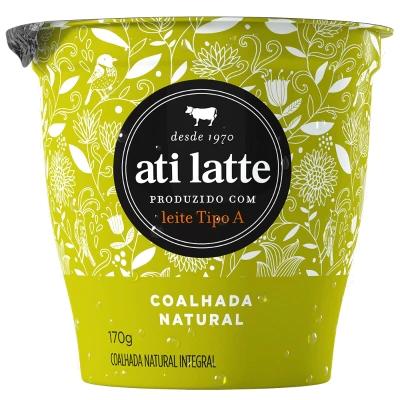 Coalhada Natural Atilatte 170g