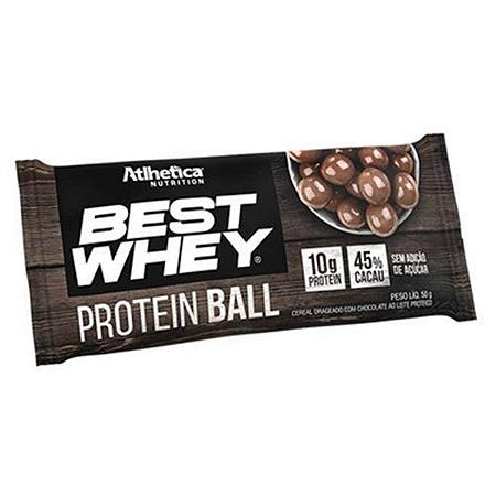Protein ball chocolate Atlhetica 50g