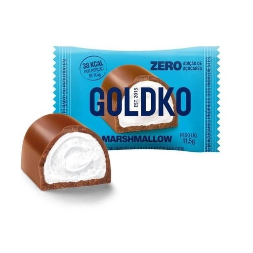 Bombom Marshmallow Goldko 13,5g