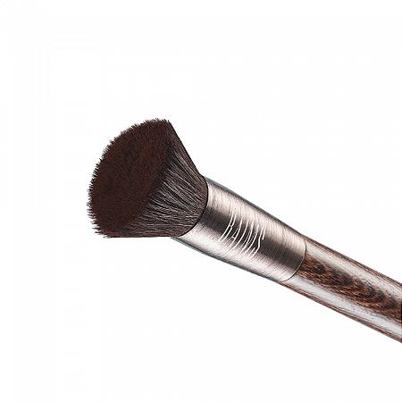 Pincel Luxus Vegan brushes 60 flat kabuki baims