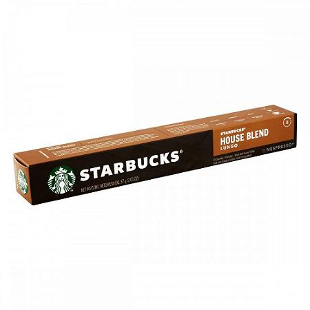 Café House Blend Lungo nespresso STARBUCKS 57g