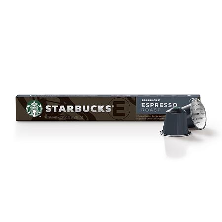 Café espresso roast nespresso STARBUCKS 53g