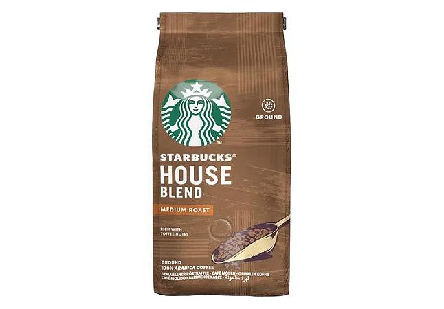 Café House Blend Medium Roast STARBUCKS 250g