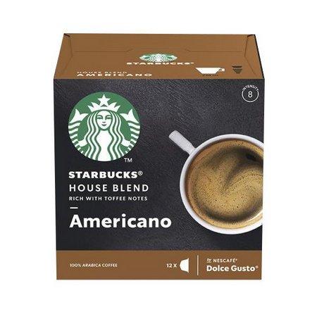 Café Americano Dolce Gusto STARBUCKS 127,8g