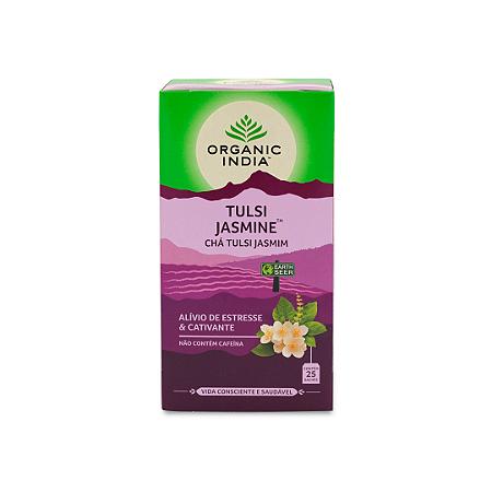 Chá Tulsi Jasmine Organic India 42,5g