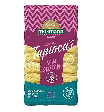 Massa caseira com tapioca sem gluten Mosmann 300g