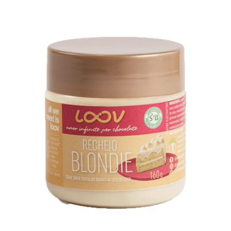 Recheio Blondie Loov 160g