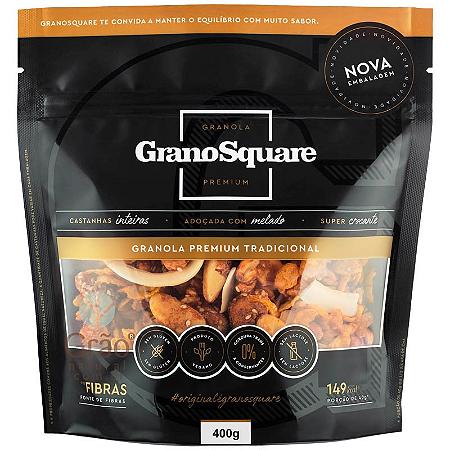 Granola premium Grano Square 200g