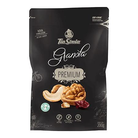 Granola Premium Tia Sonia 200g