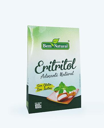 Eritritol Bem natural 100g